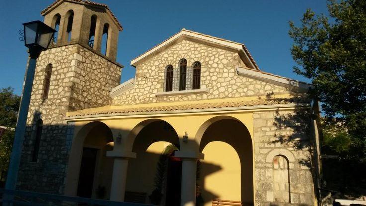 Ταξιαρχών Καρυωτών / Church of the Taxiarchs in Kariotes (Archangels)