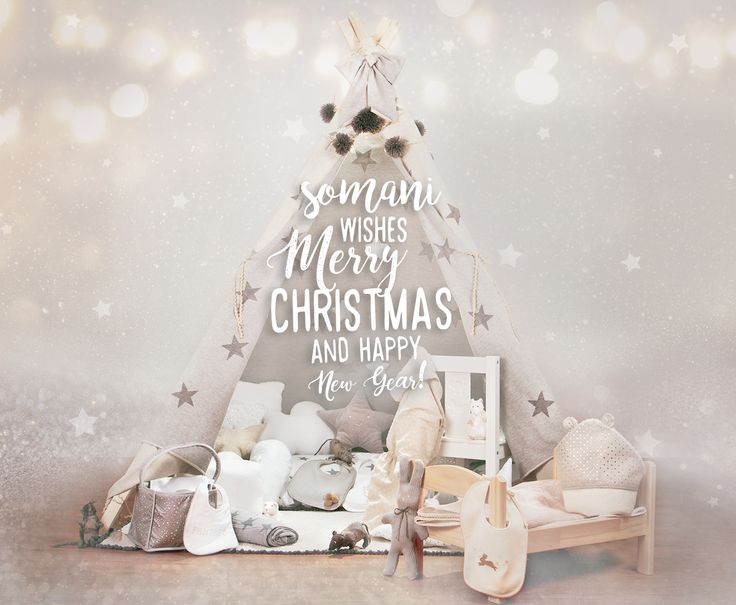 Somani wishes MERRY CHRISTMAS and happy NEW YEAR! 🎄⭐