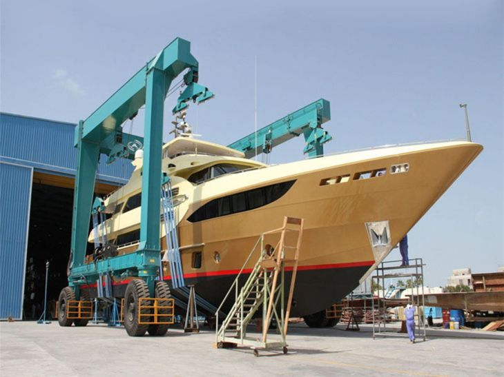 Yacht Crane Manufacturers and Suppliers - Customized Products - JINRUI