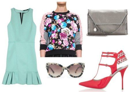 Coral and Teal: A Miranda Priestley-Approved Color Combination