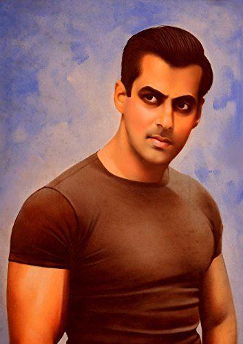 Salman Khan Painting - UNFRAMED PRINT ON PAPER - Size: 12... http://www.amazon.in/dp/B06Y46G1PN/ref=cm_sw_r_pi_dp_x_cUq6yb13H5SH4