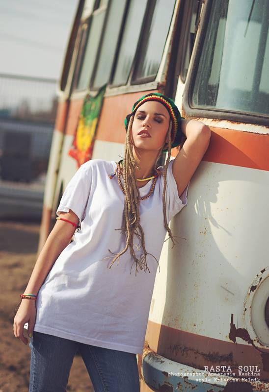 RASTASOUL. Photographer - Anastasia Kashina. Style, hairstyle & make up - Kristina Melnik. Model - Antonina Guretskaya.