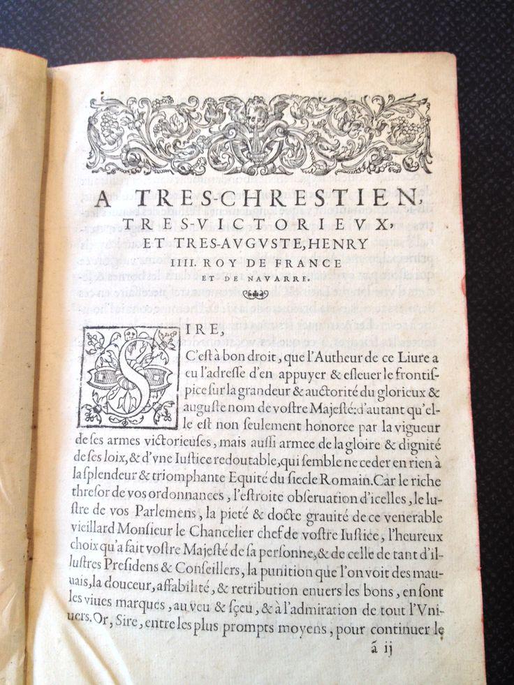 Le code du très-chrestien et très-victorieux roy de France et de Nauarre, Henry IIII