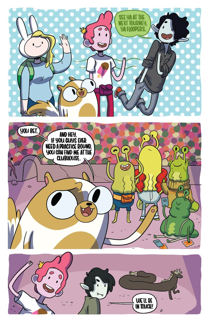 Adventure time fionna and cake card wars issue 6 read
