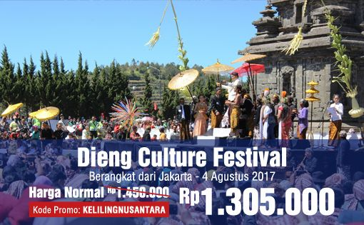 Dieng culture festival! #trip #holiday #festival #dieng #indonesia #culture #ezytravel #wonderful