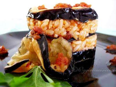Oggi vi cucino così!: Raccolta ricette con Melanzane di Oggi vi cucino c...