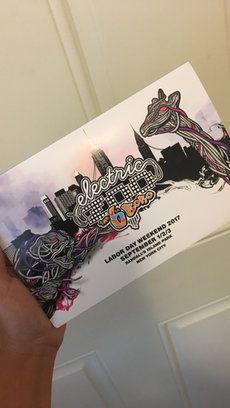 Electrix Zoo ticket  in Hollywood - letgo