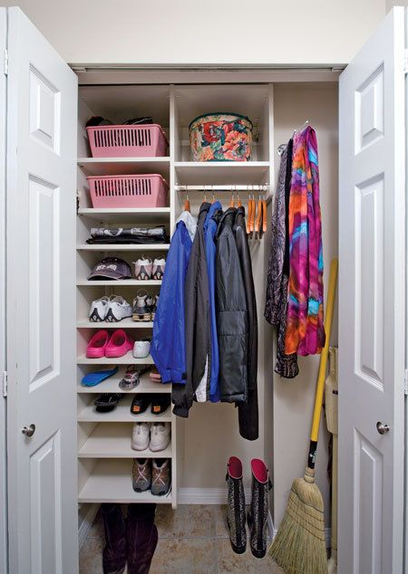 112 Best Front Hall Closet Ideas Images On Pinterest