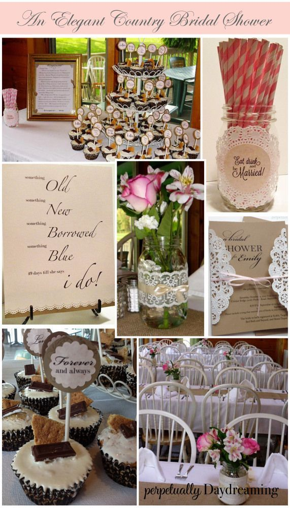 country style wedding shower ideas%0A Country Wedding shower   The Elegant Country Bridal Shower   Bridal Shower
