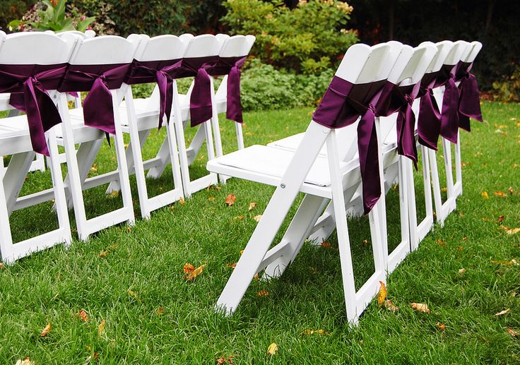 Wood Chairs Outdoor Ceremony: 39 Best BayView & Festivities Images On Pinterest