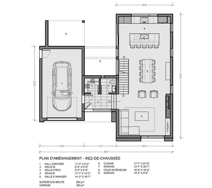 Best Architecture Images On   Floor Plans Apartments