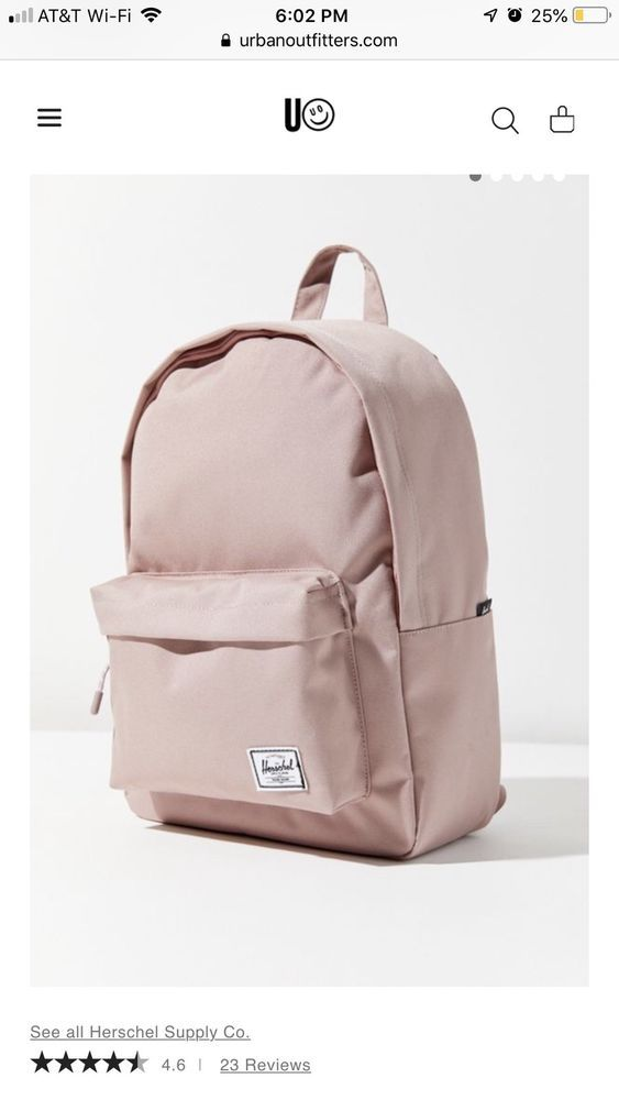09de074ca Herschel Supply Co. Classic Mid-Volume Backpack #fashion #clothing #shoes # accessories #unisexclothingshoesaccs #unisexaccessories (ebay link)