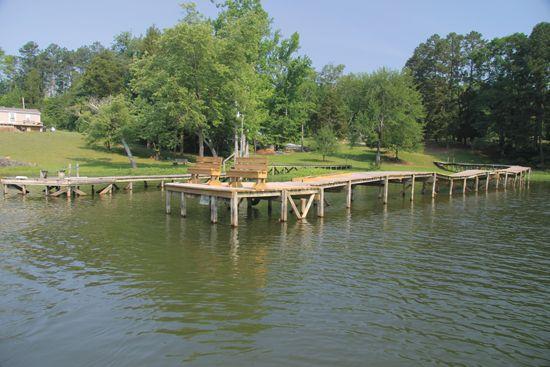 Fishing Docks for Bass. #bassfishing