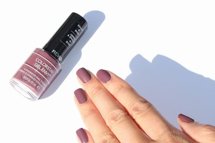 Just bought this and love the color! It's called hold em revlon polish | Revlon Colorstay Gel Envy in Hold 'Em