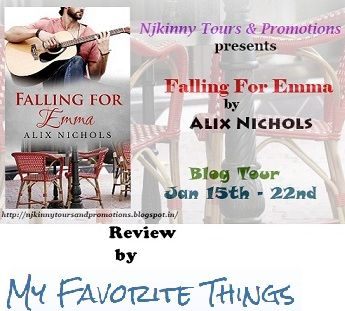 5 stunning stars to Falling For Emma by @Aalix_Nichols by @LisaHines711 #Review http://heffroberts.blogspot.in/2015/01/blog-tour-falling-for-emma-by-alix.html #Romance #Novella #NjkinnyTours
