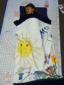 Ms. Nancy's Nook : Kinder Mat Cover