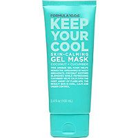 Formula 10.0.6 - Keep Your Cool Mask in  #ultabeauty Chloe D: I tried this today and is a little active so id worry about clients that are super sensitive and handle it like a pca peel fan and what not but worked great on hirghly exfoliated and just extracted skin!  8.10.15