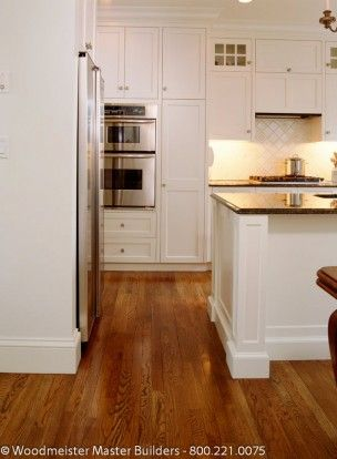 crown moldings for kitchen cabinetry