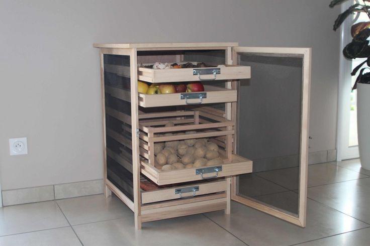 garde manger l gumier fruitier bas garde manger pinterest l gumes et fruit. Black Bedroom Furniture Sets. Home Design Ideas