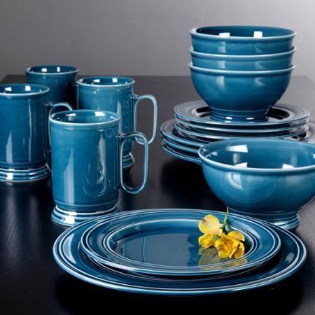 Better Homes And Gardens Admiraware 16 Piece Dinnerware Set Round Rr Apartments Pinterest