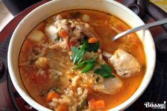 Mexican Caldo de Pollo Or Chicken Soup Mexican Style - Powered by @ultimaterecipe