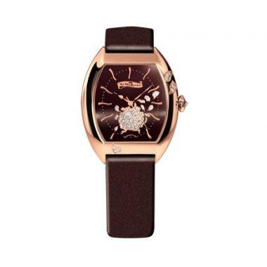 Van der Bauwede  Horloge Dahlia 12985