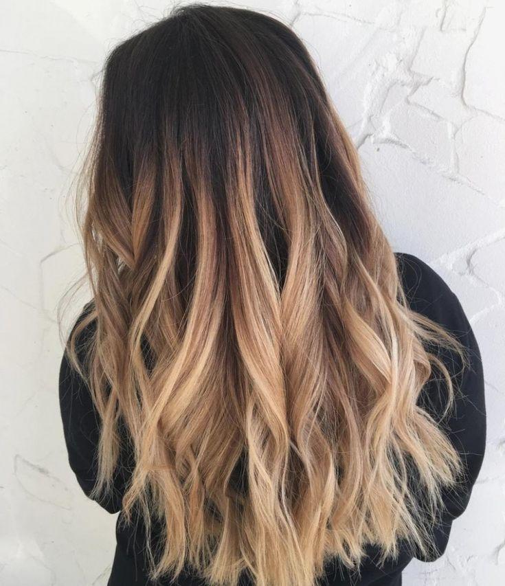 21 fascinants cheveux ombrés bruns au look fabuleux