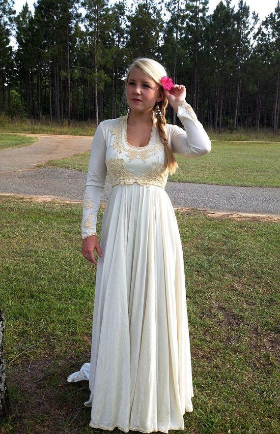 Vintage Bohemian Grecian Dess Hippie Wedding Dress Stuff Dresses Gowns