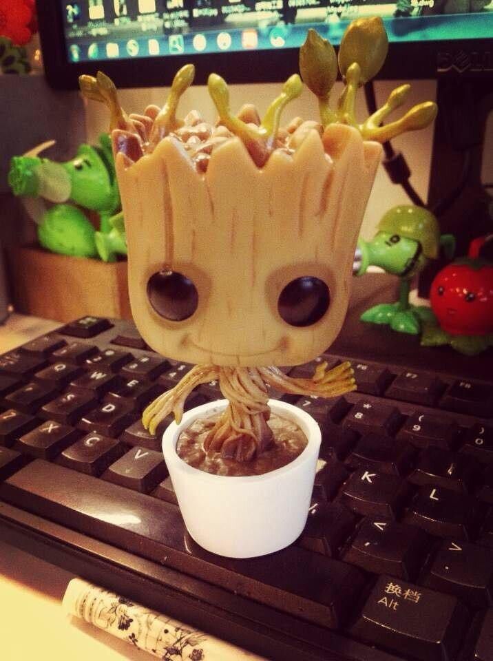 Genuine Brand Funko POP: http://www.fromastore.com/products/10cm-genuine-brand-funko-pop-guardians-of-the-galaxy-pvc-toy-figure-dancing-groot-bobble-headmarvel-groot/ #GuardiansOfTheGalaxy #DancingGroot