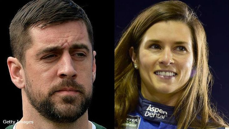 New romance Gossip blogger claims Packers QB Aaron Rodgers is dating race car driver Danica Patrick