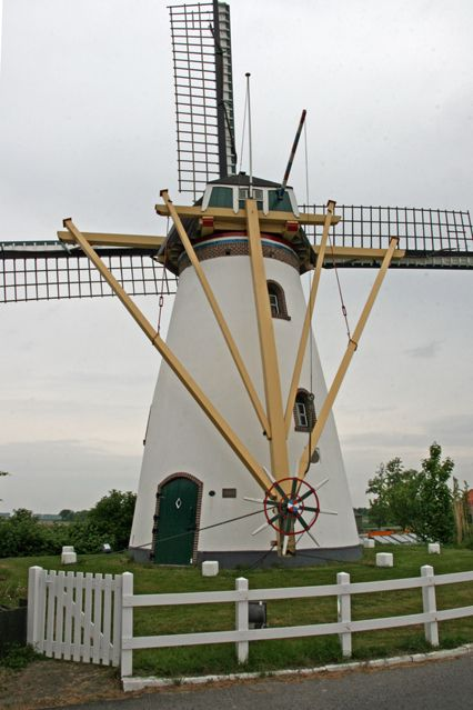 De Dankbaarheid, Herkingen, Goeree en Overflakkee, Zuid-Holland