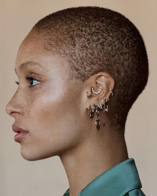 Adwoa Aboah I hope I got her name right… what a …