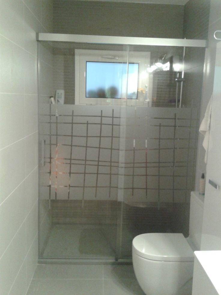 Genial limpiar mamparas de ba o im genes trucos - Como limpiar la mampara de la ducha ...