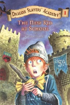 28 best 1st chapter book series images on pinterest children books dragon slayers academy by kate mcmullan fandeluxe Image collections