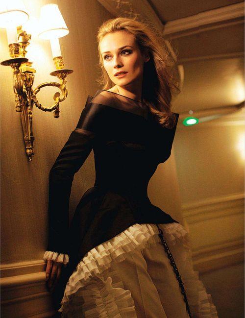 Diane Kruger nice light