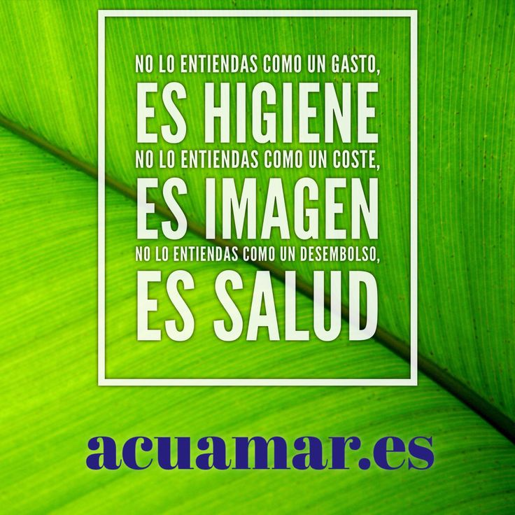Servicios de limpieza e higiene industrial y domestica. En Alicante y Murcia