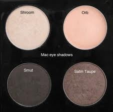 Obsessed with MAC Satin Taupe (this is a great pallet)