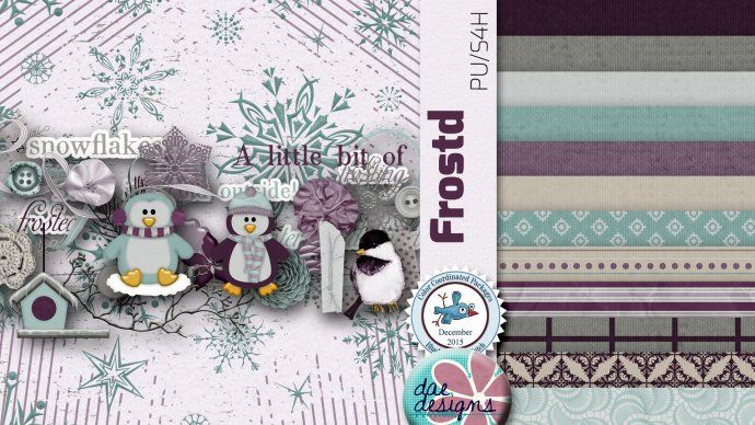 Frosted by Dae Designs