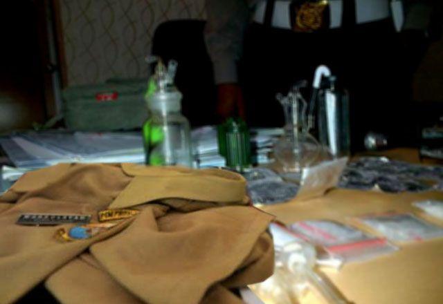 PNS Terlibat Narkoba Dipecat