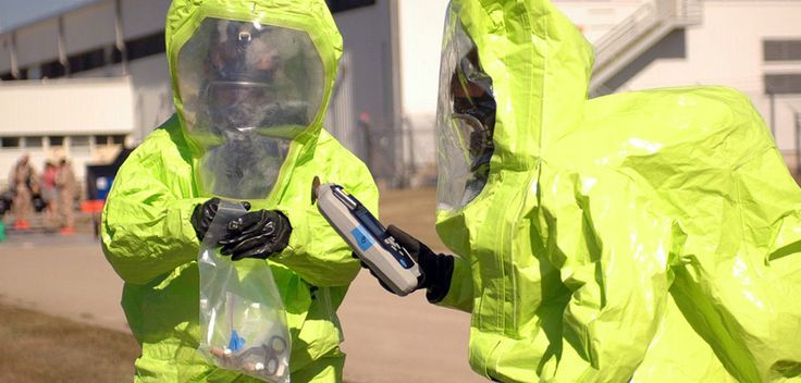 (BIN) --  Lakeland Industries,  just hours ago, the US State Department has just ordered 160,000 Ebola HAZMAT suits, what does the US State Department knows that we don't know? The  video below from Paul Joseph virologists and doctors, Ebola could go airborne, killing millions.    RONKONKOMA, ...