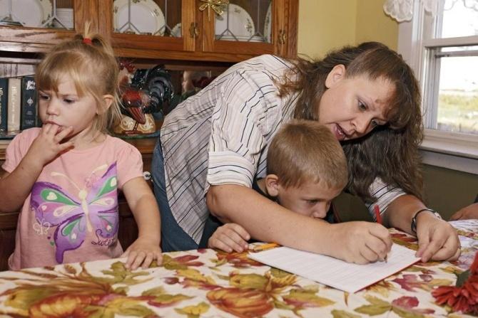 Report: Homeschooling Growing Seven Times Faster than Public School Enrollment
