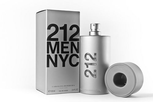 212 MEN NYC FOR HIM 100ML 3.4FL OZ