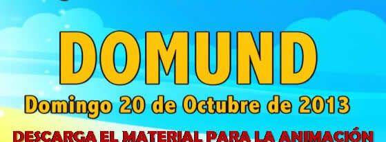 Domingo Mundial de las Misiones -  4o domingo de Octubre - Obras Misionales Pontificias en Venezuela