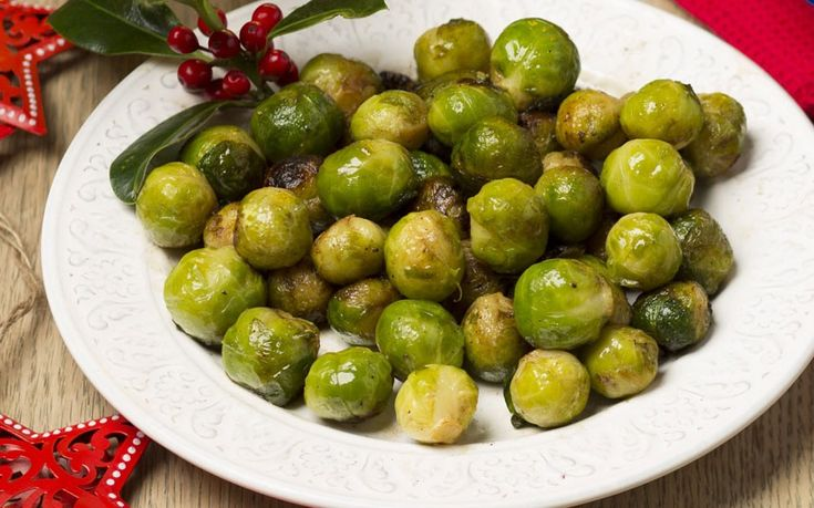Everyone will like brussels sprouts when cooked in a rich buttery sauce