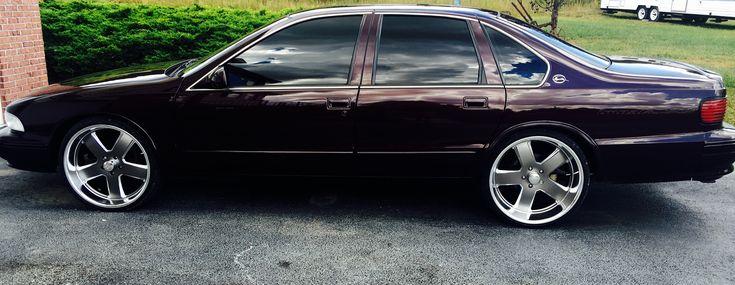 96' impala ss.