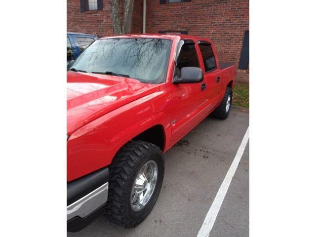 2005 crew cab chevy 1500 - Trucks & Commercial Vehicles - Lexington - Kentucky - announcement-83567