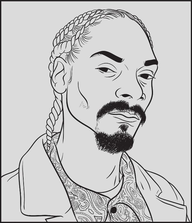 eminem coloring pages - photo#33