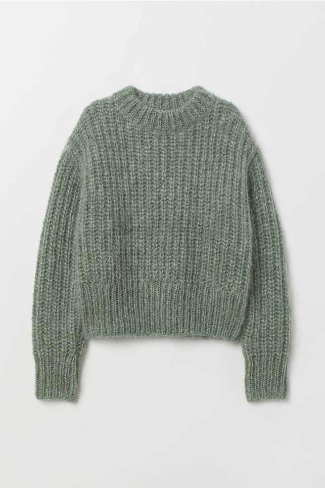 d75173e8033 Chunky-knit Wool Sweater in 2019 | 2019 Style Board | Chunky knit ...