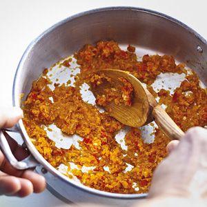 Recept - Rode currypasta - Allerhande