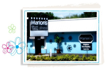 Marion's Gifts & Clothing :: Our Store